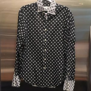 Andrea Palombini long sleeved shirt